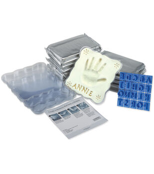 Handprint Keepsake Party Pack 10/Pk