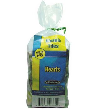 Mosaic Tiles Hearts Value Pack