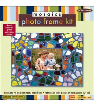 Mosaic Photo Frame Kits