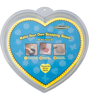 Stone Craft Stepping Stone Molds-12''