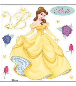 EK Success Disney Dimensional Sticker-Belle