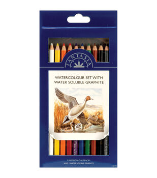 Proart Fantasia Pencils-10PK/Watercolor