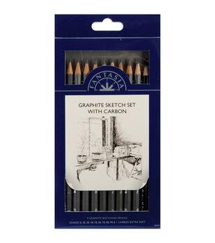 Proart Fantasia Pencils-10PK/Graphite
