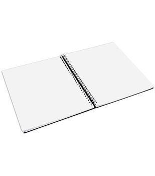 Proart 11''x14'' Spiral Bound Sketch Book