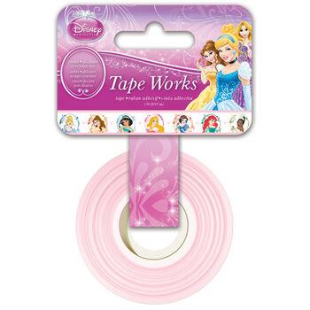 "Tape Works Tape .625""X50ft Princess"