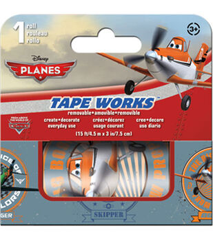 Planes Accent Tape