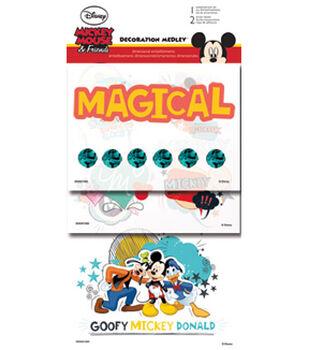 Mickey Magical Decoration Medley