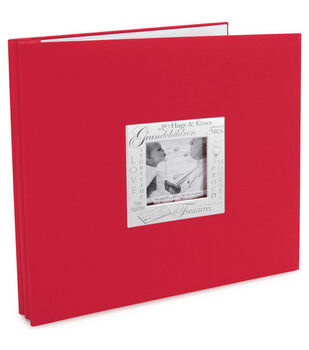 12''x12'' Expressions Postbound Album-Grandchildren