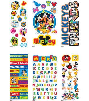 EK Success Disney Sticker Set-Mickey & Friends