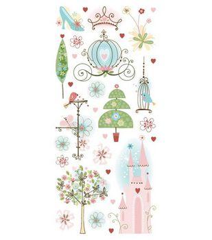 Sandylion Disney Stickers-Dreamland