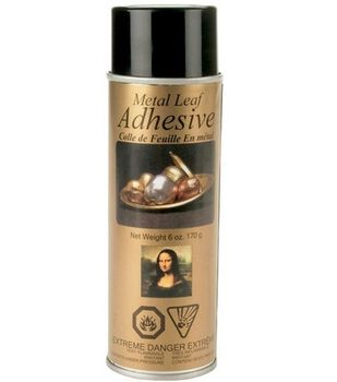 Gold Leafing Adhesive 6oz-Spray On