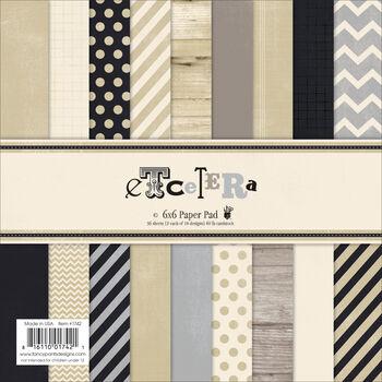 Fancy Pants Etcetera Paper Pad