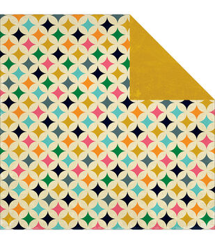 """Quilt Work - As You Wish Double-sided Cardstock 12""""x12"""""""