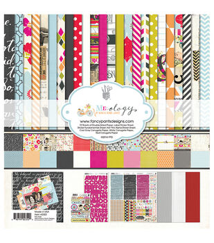 "Fancy Pants Designs Collection Kit 12""X12""-Me.ology"