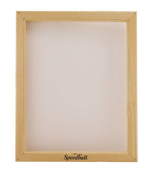 Speedball Art Products 110 Monofilament Screen 8''x10''