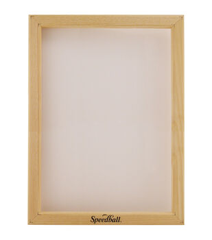 Speedball Art Products 110 Monofilament Screen 12''x16''