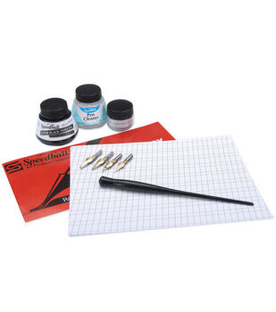 Speedball Lettering & Calligraphy Kit