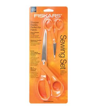 Fiskars Classic Scissors Set-8'', 5''