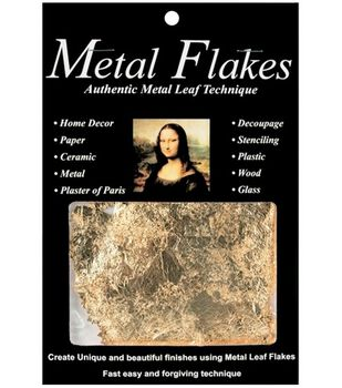 Metal Flakes Gold-3 Grams