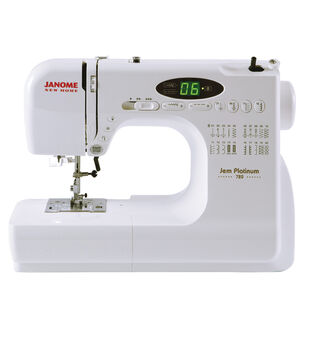 Sewing machine buy an online sewing machine jo ann for Janome memory craft 350e manual