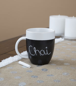 Idea Market Chalkboard Coffee Mug