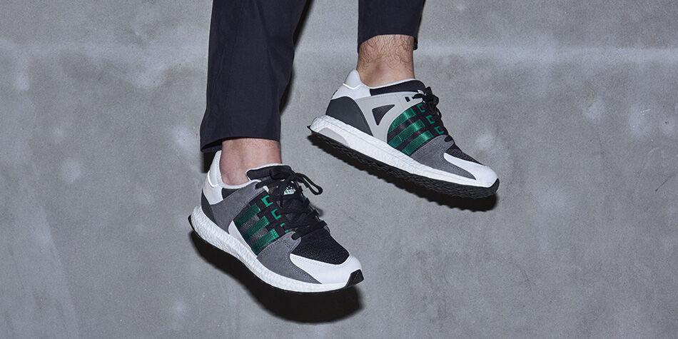 adidas EQT Support 93/17 White ( BA7473 ) Sapato Sneakerstore