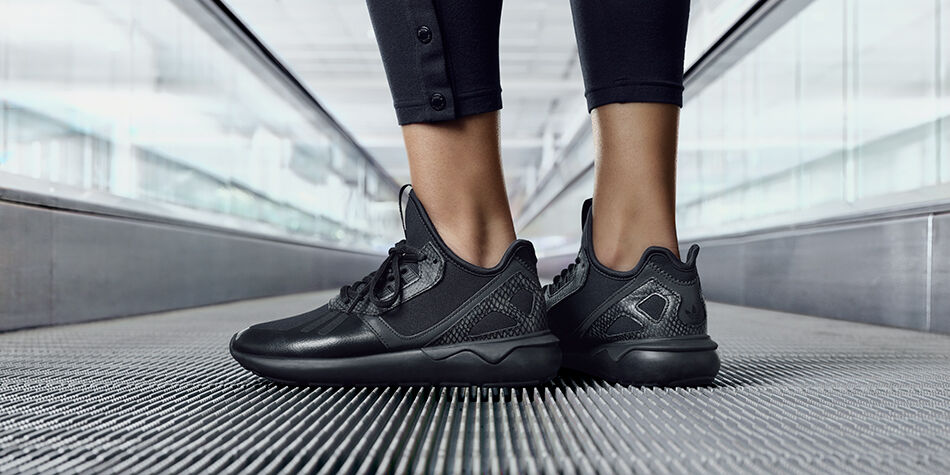 adidas tubular black damen