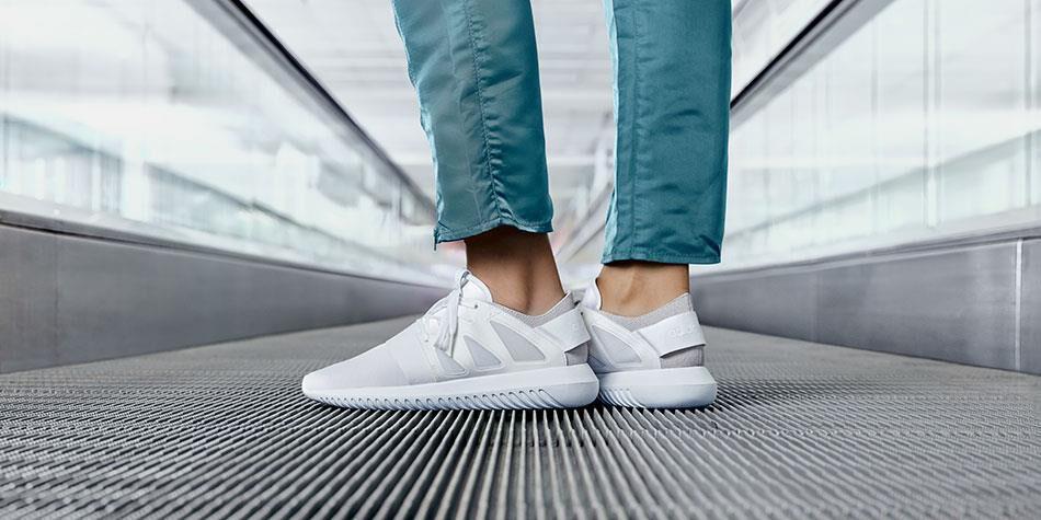 Adidas Tubular Viral Femme Blanche