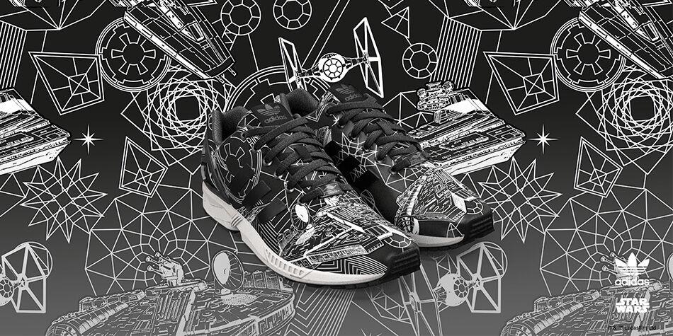 separation shoes a6853 8f7e5 Adidas Zx Flux Design