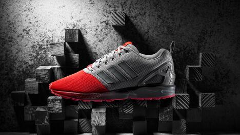 Adidas Zx Flux Custom