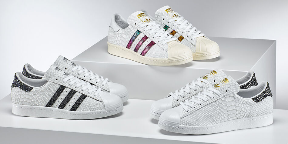 adidas Superstar Adicolor Reflective (Shock Mint) S80331