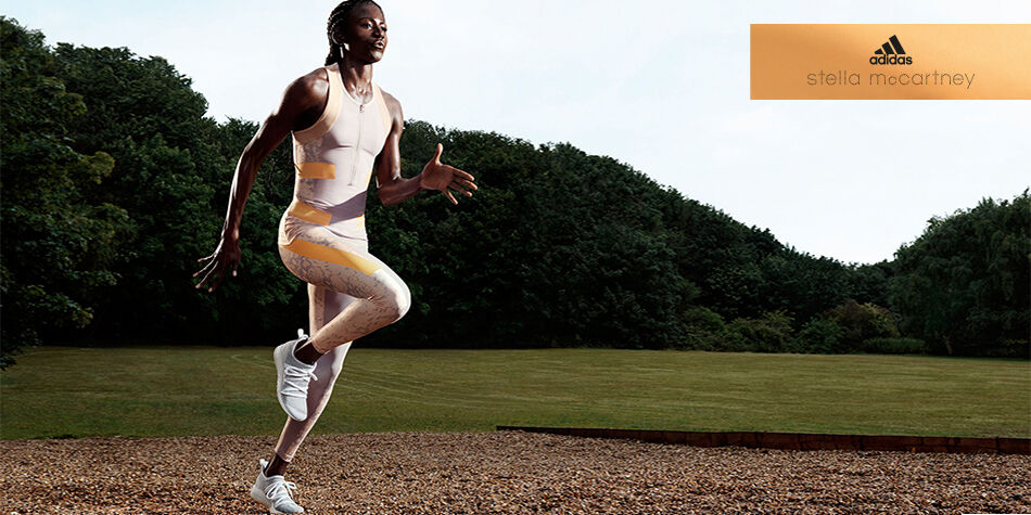 Adidas e Stella McCartney activewear