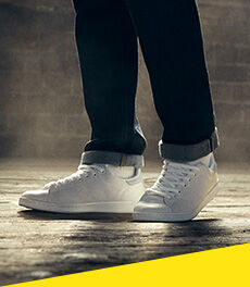 Adidas Skor Fake