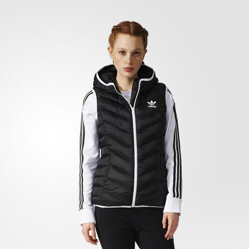 adidas - Slim Vest Black BS5044