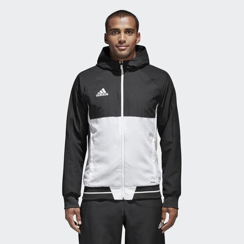 adidas - Tiro 17 Presentation Jacket Black/White BQ2776