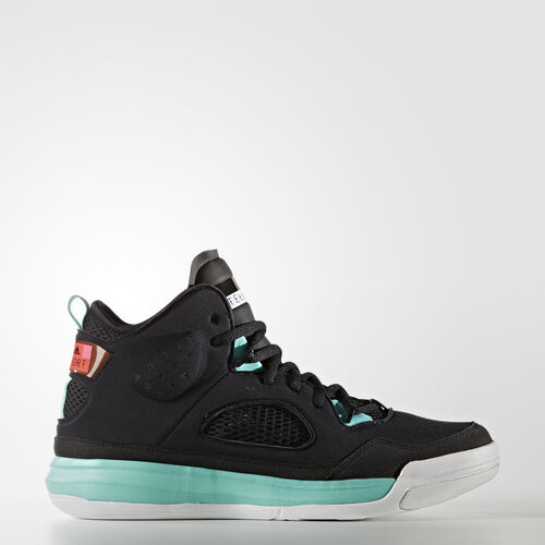 adidas - Chaussure Irana 2 Core Black/Radiant Aqua/Footwear White BB0771