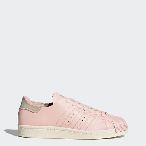 adidas - Superstar 80s Decon Shoes Icey Pink /Icey Pink /Off White BZ0500