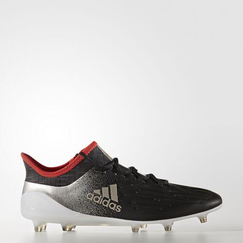 adidas - X 17.1 Firm Ground Boots Core Black/Platin Metallic/Core Red BA8561