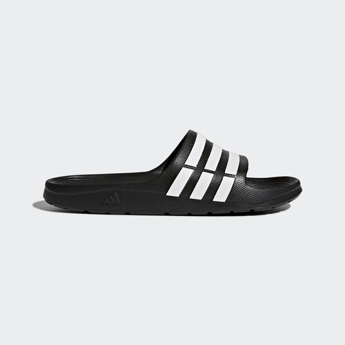 adidas - Duramo Slipper Core Black/White G15890