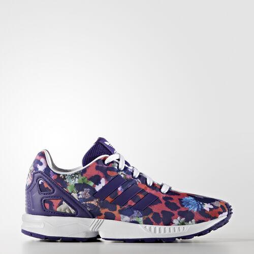 adidas - ZX Flux Shoes Collegiate Purple/Collegiate Purple/ White S76302