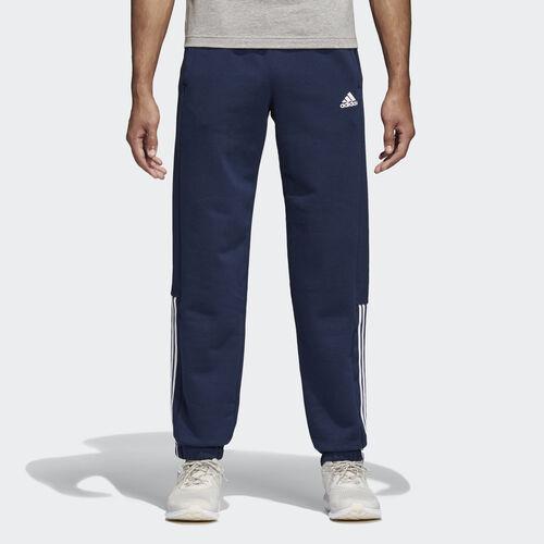 adidas - Sport Essentials Mid Sweat Pant Collegiate Navy / White S88095