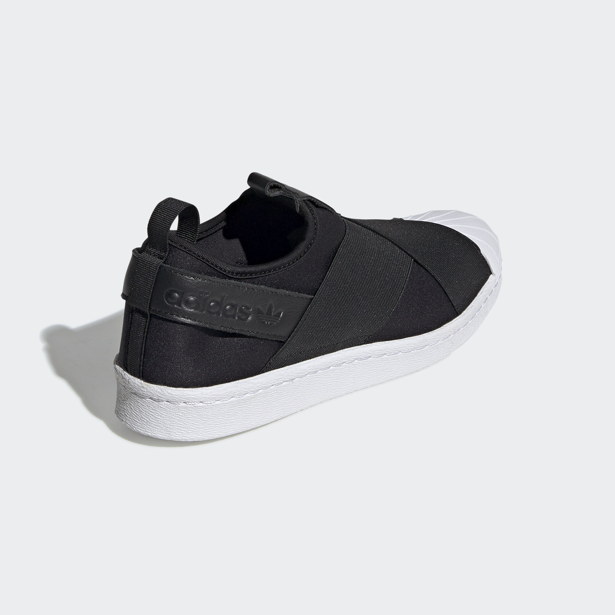adidas superstar slip on donna verde