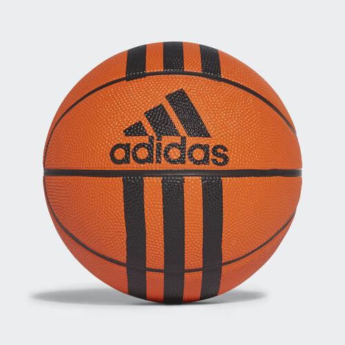 adidas - 3-Stripes Mini Basketball Orange/Black X53042
