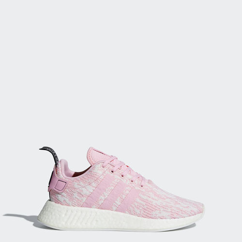 adidas - NMD_R2 Shoes Wonder Pink /Wonder Pink /Core Black BY9315