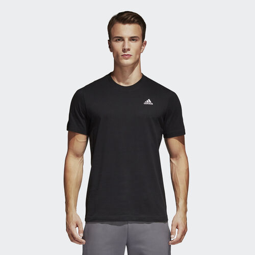 adidas - Essentials Base Tee Black/White S98742