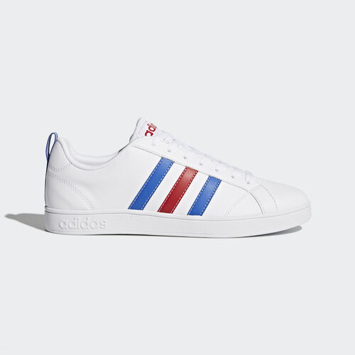 adidas - VS Advantage sko White/Blue/Power Red F99255
