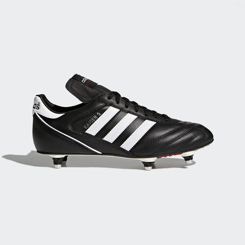 adidas - Kaiser 5 Cup Boots Black/Footwear White/Red 033200