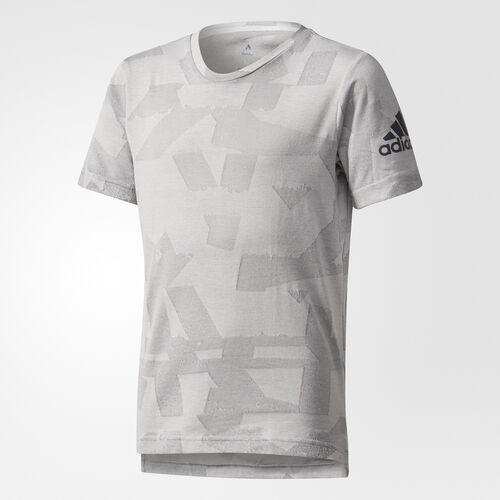 adidas - Engineered Training Tee Grey Two /Grey Three CD8896