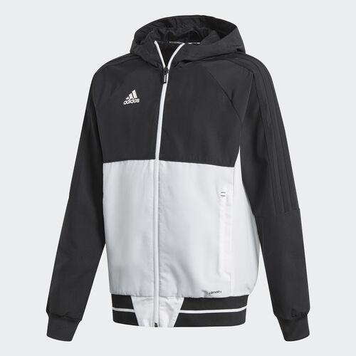 adidas - Tiro 17 Presentation Jacket Black/White BQ2787