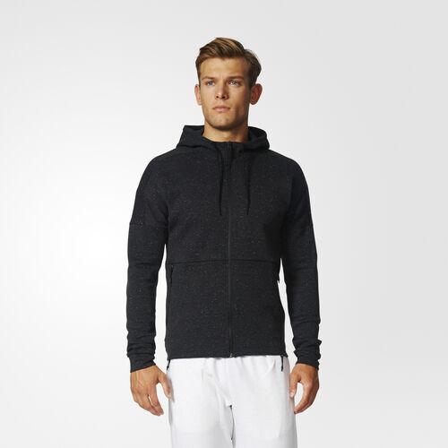 adidas - Veste ID Stadium Black/Black Melange S98783